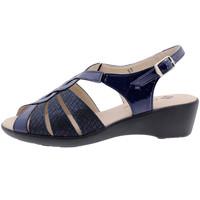 Zapatos Mujer Sandalias Piesanto 190392 Azul