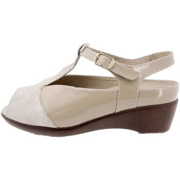 Zapatos Mujer Sandalias Piesanto 190409 Marrón
