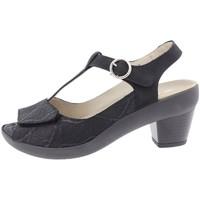 Zapatos Mujer Sandalias Piesanto 190441 Negro