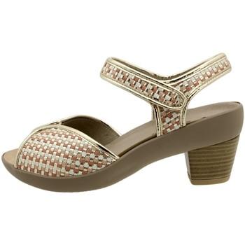 Zapatos Mujer Sandalias Piesanto 190449 Marrón