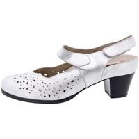 Zapatos Mujer Bailarinas-manoletinas Piesanto 190465 Plata