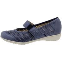 Zapatos Mujer Bailarinas-manoletinas Piesanto 190556 Azul