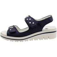 Zapatos Mujer Sandalias Piesanto 190781 Azul