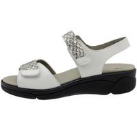 Zapatos Mujer Sandalias Piesanto 190792 Blanco