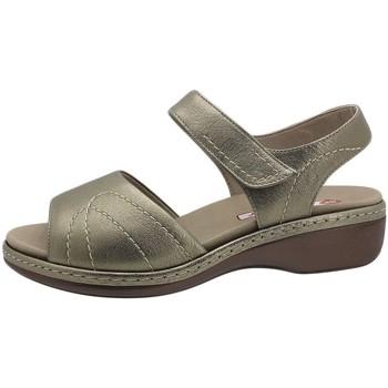 Zapatos Mujer Sandalias Piesanto 190801 Marrón