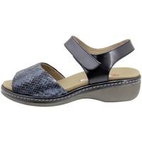Zapatos Mujer Sandalias Piesanto 190801 Azul