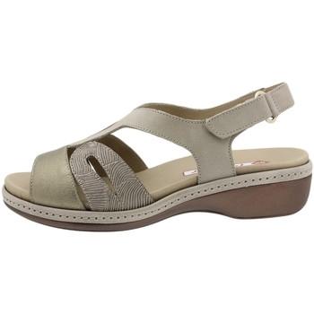 Zapatos Mujer Sandalias Piesanto 190815 Marrón
