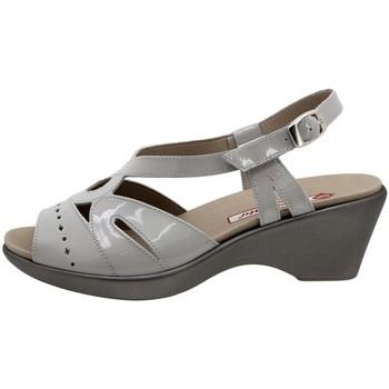 Zapatos Mujer Sandalias Piesanto 190852 Plata