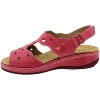 Zapatos Mujer Sandalias Piesanto 190905 Rojo