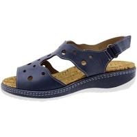 Zapatos Mujer Sandalias Piesanto 190905 Azul
