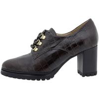 Zapatos Mujer Derbie Piesanto 195421 Marrón