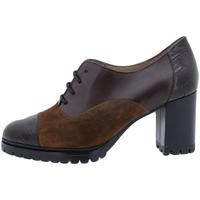 Zapatos Mujer Derbie Piesanto 195422 Marrón