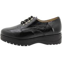 Zapatos Mujer Derbie Piesanto 195676 Negro