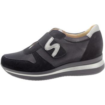 Zapatos Mujer Zapatillas bajas Piesanto 195765 Negro