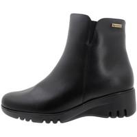 Zapatos Mujer Botas de caña baja Piesanto 195913 Negro