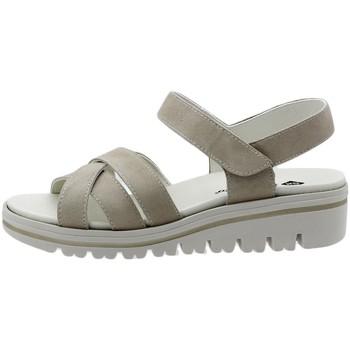 Zapatos Mujer Sandalias Piesanto 200784 Beig