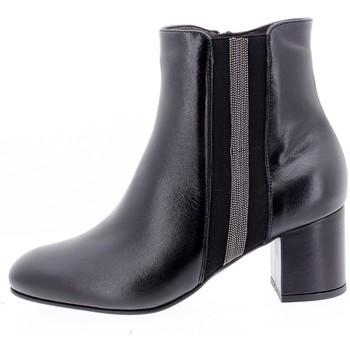 Zapatos Mujer Botines Piesanto 205318 Negro