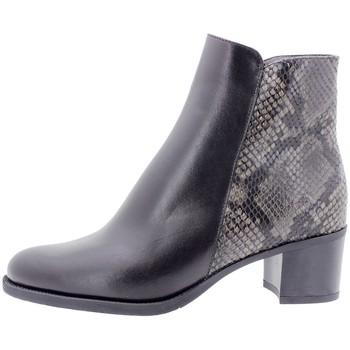 Zapatos Mujer Botines Piesanto 205445 Negro