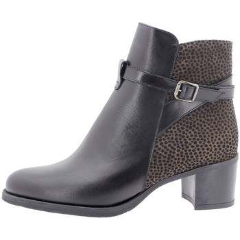 Zapatos Mujer Botines Piesanto 205446 Negro