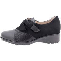 Zapatos Mujer Derbie Piesanto 205956 Negro