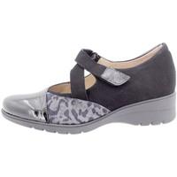 Zapatos Mujer Bailarinas-manoletinas Piesanto 205957 Negro