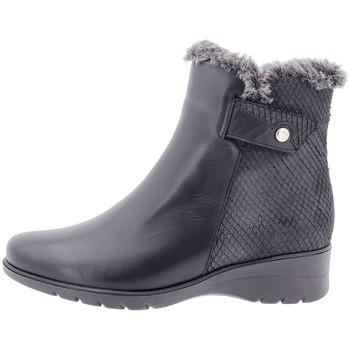Zapatos Mujer Botines Piesanto 205974 Negro