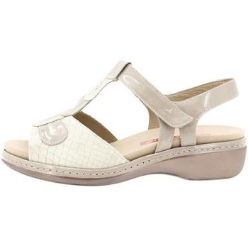 Zapatos Mujer Sandalias Piesanto 8820 Beig