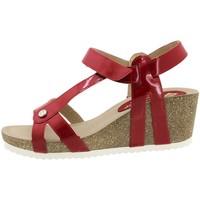 Zapatos Mujer Sandalias Piesanto 8927 Rojo