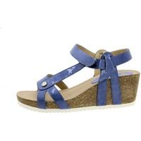 Zapatos Mujer Sandalias Piesanto 8927 Azul