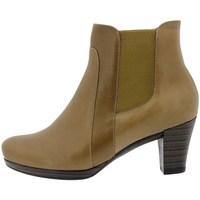 Zapatos Mujer Botines Piesanto 9804 Marrón