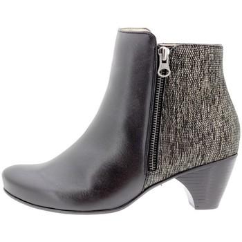 Zapatos Mujer Botines Piesanto 9880 Negro