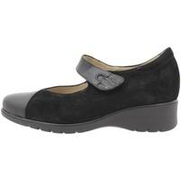 Zapatos Mujer Bailarinas-manoletinas Piesanto 9953 Negro