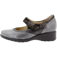 Zapatos Mujer Bailarinas-manoletinas Piesanto 9957 Gris