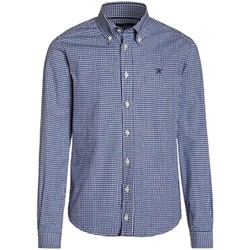 textil Niño Camisas manga larga Hackett HK301102/8AS Azul
