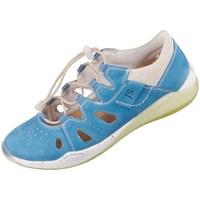 Zapatos Mujer Zapatillas bajas Josef Seibel Ricky 17 Azul, Beige