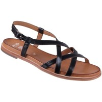 Zapatos Mujer Sandalias Ara 122810501 Negros