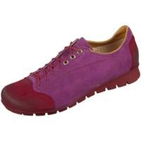 Zapatos Mujer Zapatillas bajas Think Menscha Violeta, Rojo burdeos