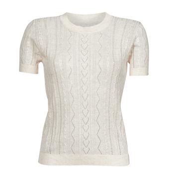 textil Mujer Tops / Blusas Betty London PAVARI Blanco