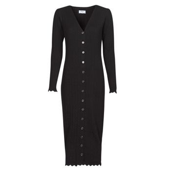 textil Mujer Vestidos largos Betty London PIKKI Negro
