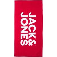 Casa Hombre Toalla de playa Jack & Jones 12174372 JACLOGO TOWEL MARS RED Rojo