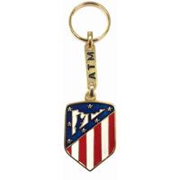 Accesorios textil Porte-clé Atletico De Madrid 5001108 Oro