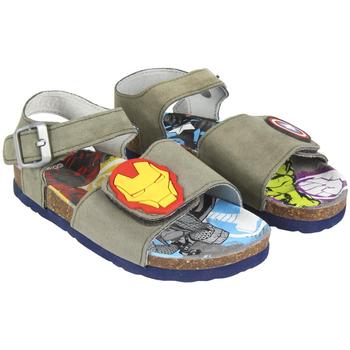 Zapatos Niño Sandalias Avengers 2300003858 Gris