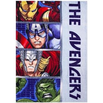 Casa Niño Manta Avengers HQ4350_2 Azul