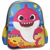 Bolsos Niña Mochila Baby Shark MC-02-BS Multicolor