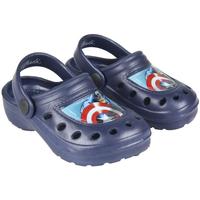 Zapatos Niño Zuecos (Clogs) Capitan America 2300004303A Azul