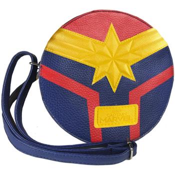Bolsos Niños Bandolera Captain Marvel 2100002840 Azul