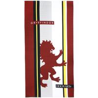 Casa Toalla y manopla de toalla Harry Potter 2200003871 Rojo