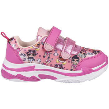 Zapatos Niña Zapatillas bajas Lol 2300004596 Rosa