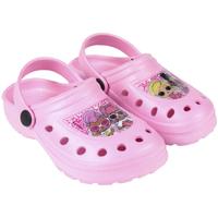 Zapatos Niña Zuecos (Clogs) Lol 2300004304 Rosa