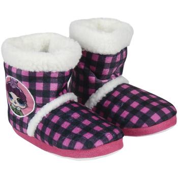 Zapatos Niña Pantuflas Lol 2300004143 Rosa